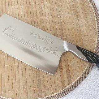 【十八子作】家里小厨必备钢刀|阳江特产