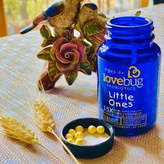 微众测:Lovebug 益生菌,改善肠道健康的得利助手💪
