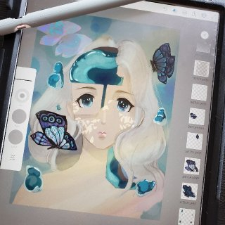 新一代ipad pro,Apple pencil,Adobe sketch up