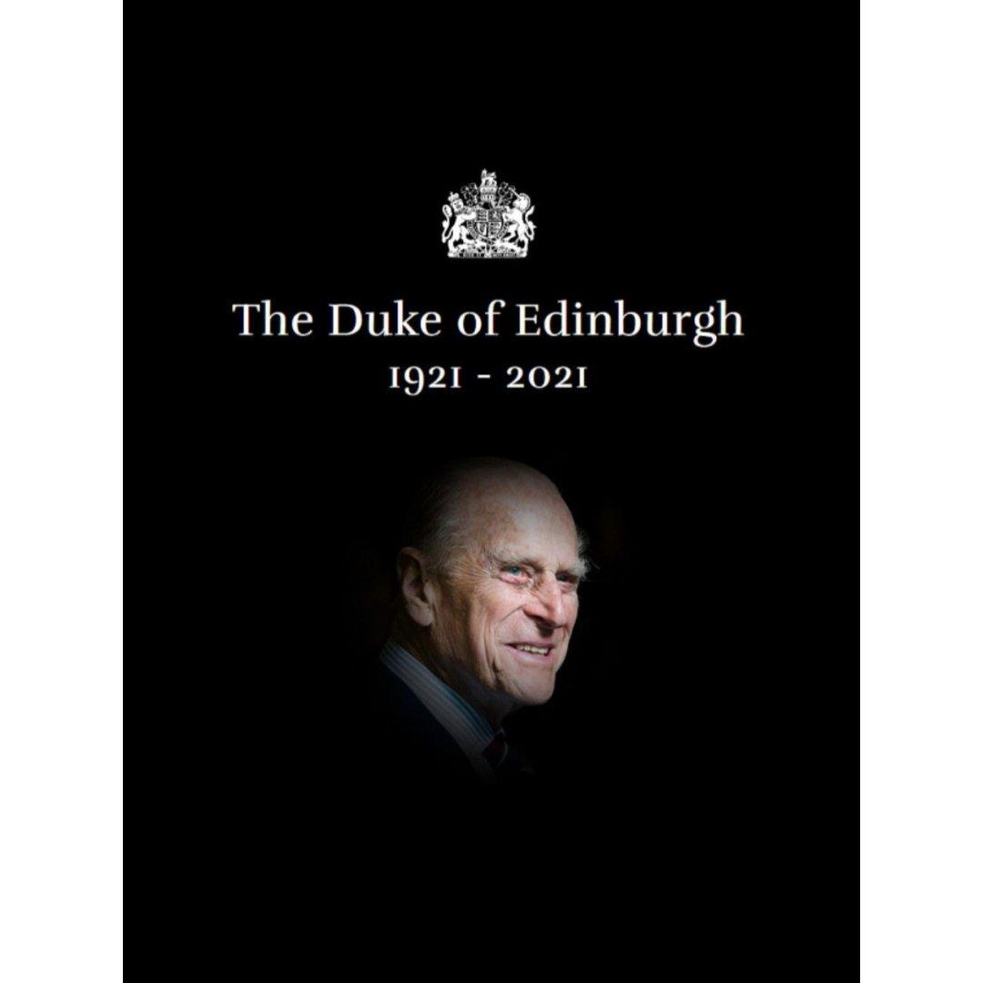 🕯️白金汉宫宣布菲利普亲王去世...