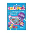 $5.49 Zollipops The Clean Teeth Pops, Anti Cavity Lollipops Delicious Assorted Flavors 25 Count