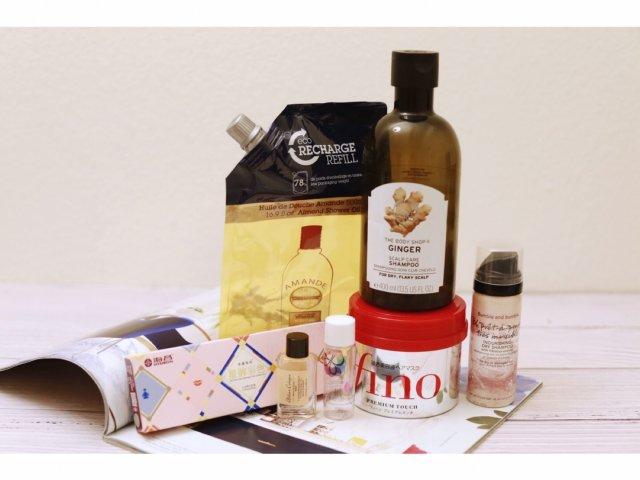 空瓶记 | No.1 身体护理+香氛杂物