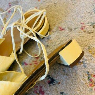 开箱   发现物美价廉的凉鞋们~ ...