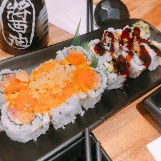 小伦敦也能吃到正宗的拉面和寿司!...