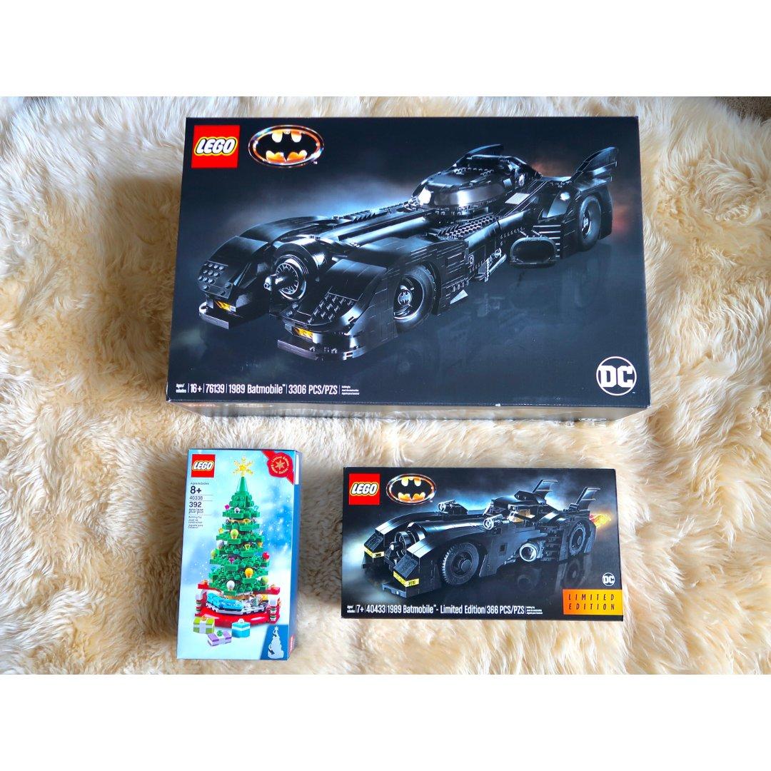 Lego开箱|老李的大玩具收到啦!...