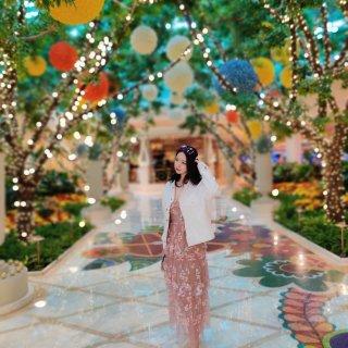 Vegas网红拍照酒店 | 超美的Wyn...