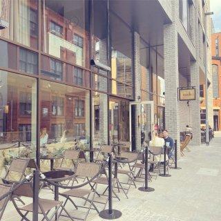 Mule 楼下新开的cafe...