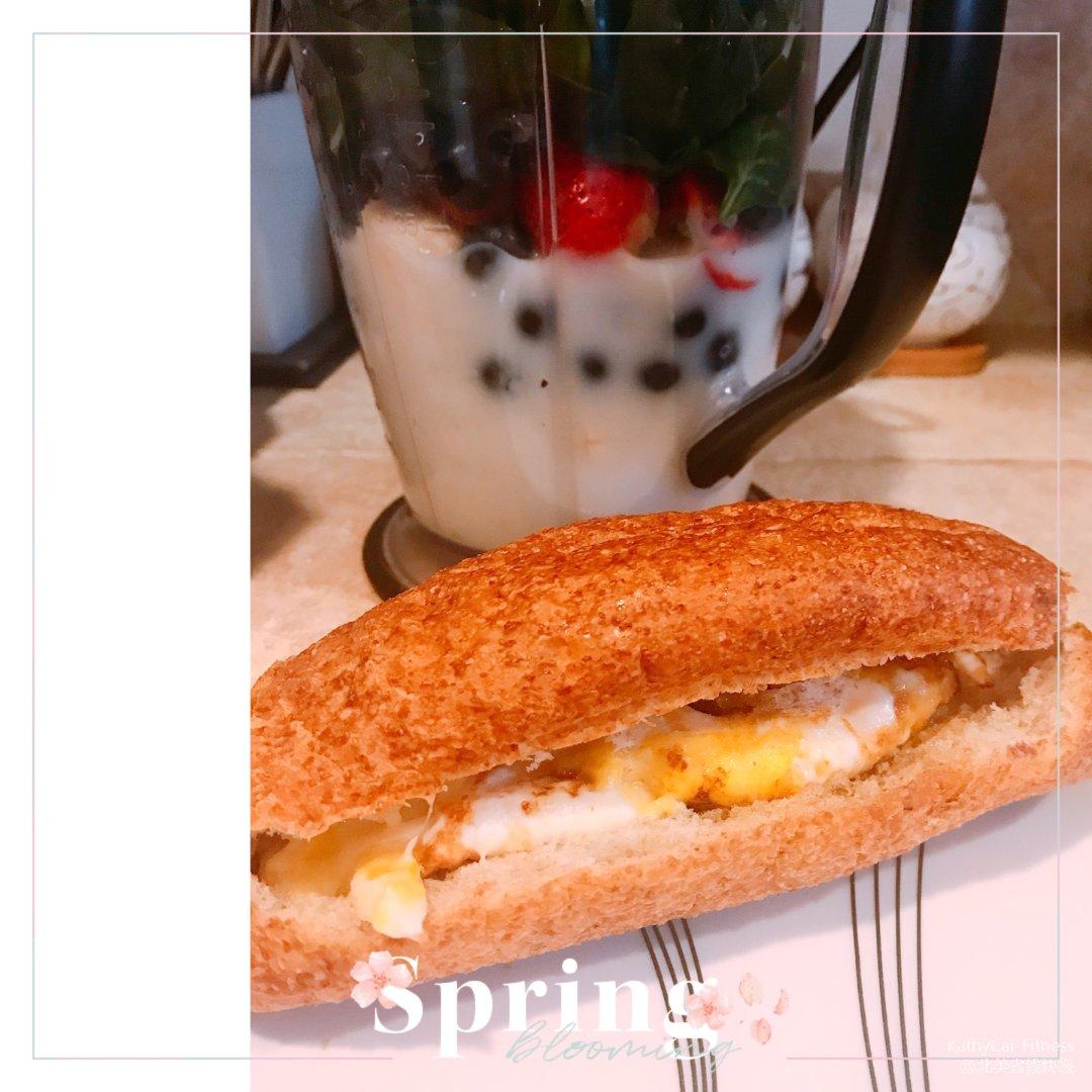 营养师的奶昔早餐|网红元气奶昔&全...