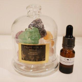 提升生活质感的 香薰水晶石...