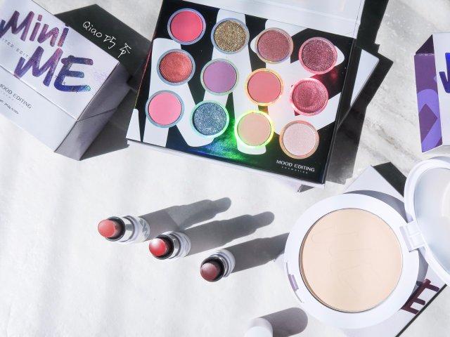 【一秒get欧美混血妆】加州小众彩妆品牌