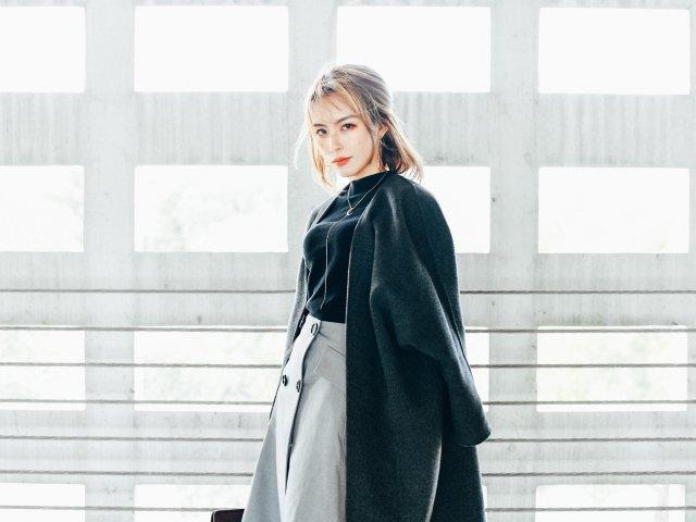 大衣和长裙是天生一对呀