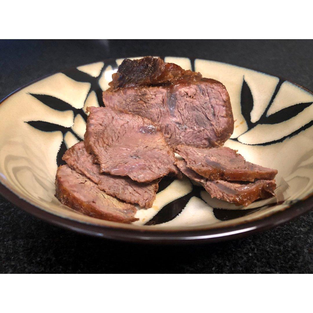 自家卤牛肉 除了好吃😋 就剩好吃了