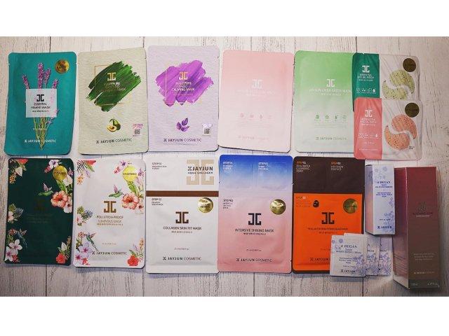 韩系护肤品|JAYJUN买了啥