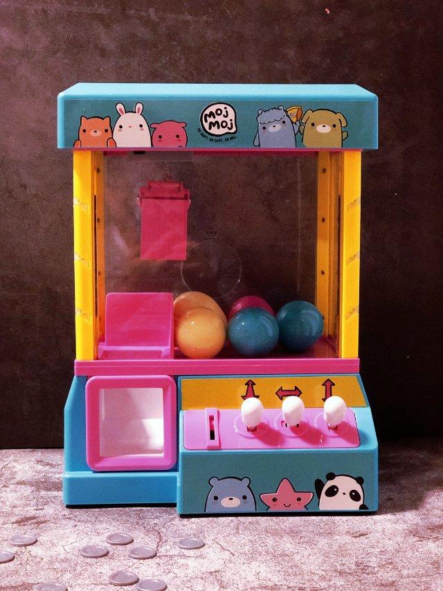 超可爱抓娃娃机来一台
