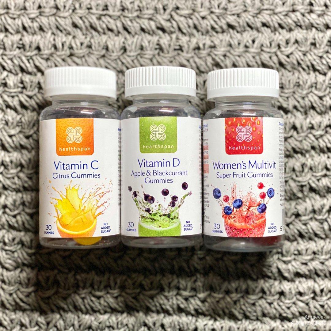 养生|维生素水果软糖 🍊