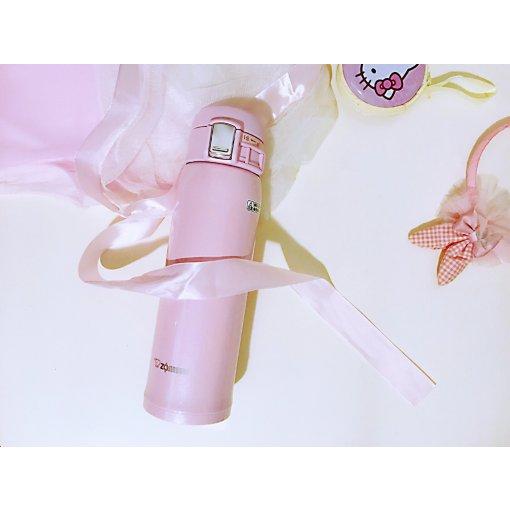 【兑换商城】粉色象印保温杯