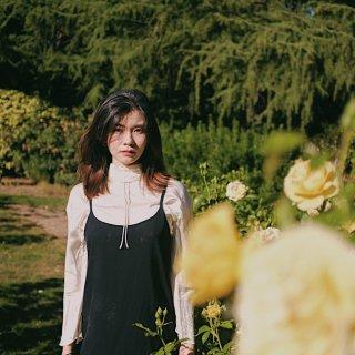 FansLook ☁️ 这个花园太美了吧...