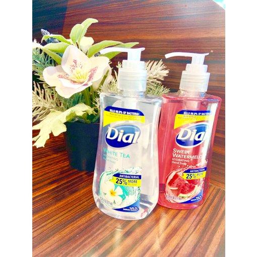 dial洗手液