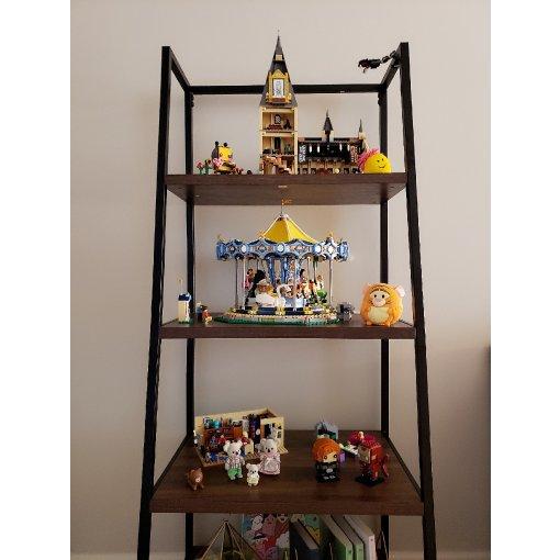 Lego玩具哈利波特系列&旋转木马&生活大爆炸