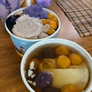 鮮芋仙🙋🏻♀️💜芋芋薯薯的夏天
