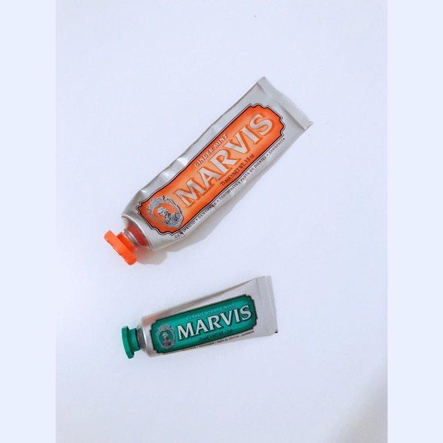 收拾行李发现被遗忘的牙膏们<br ...