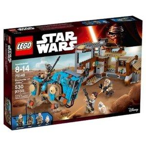 Lego Star Wars Encounter on Jakku - Multi (75148) @ BLINQ