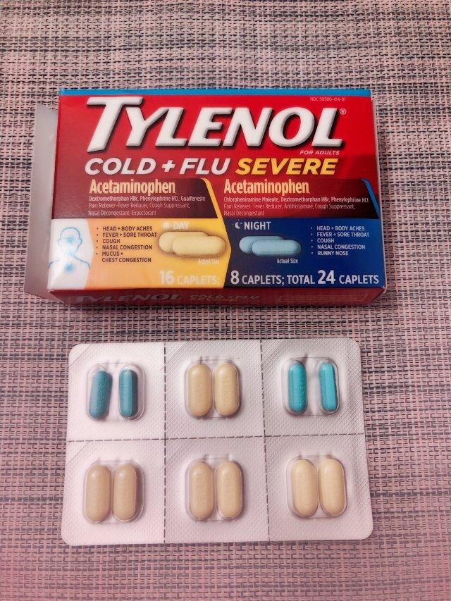 家中必备感冒药😷
