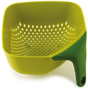 Amazon.com: Joseph Joseph 40056 Square Colander, Medium, Green: Kitchen & Dining