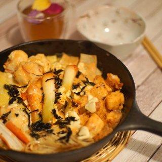 【好好吃饭饭|低卡韩式芝士锅】...