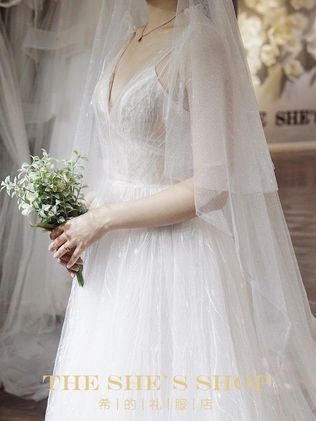 备婚日记第二弹 |独一无二的婚纱👰