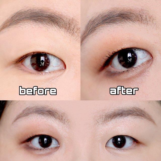单眼皮这么化眼睛更大