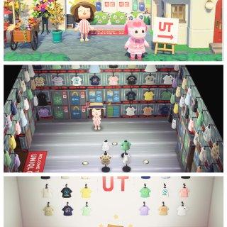 Nintendo 任天堂,Uniqlo 优衣库