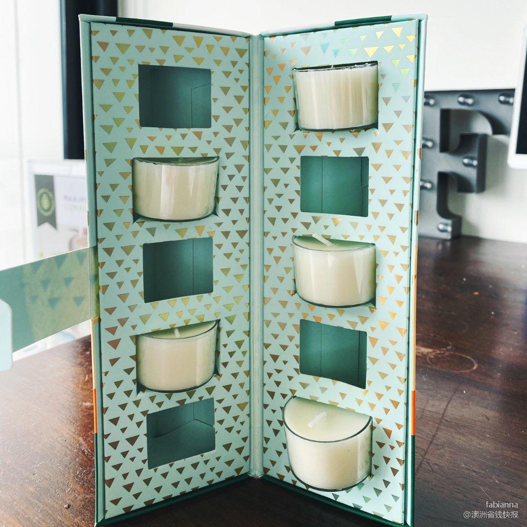 Buy ECOYA Fresh Pine tea lights Online I