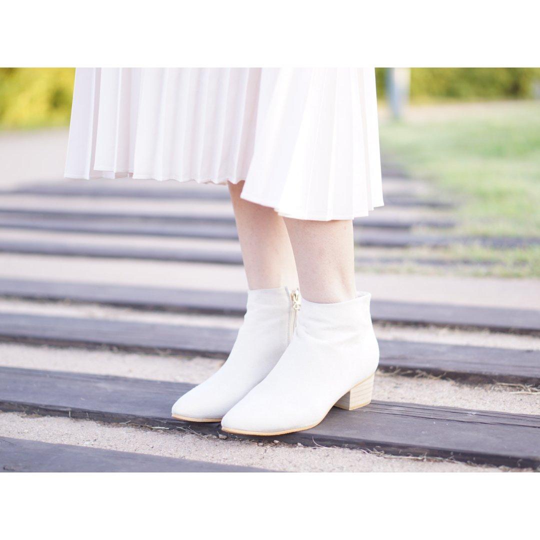 鞋子❄️冬季温柔率性短靴