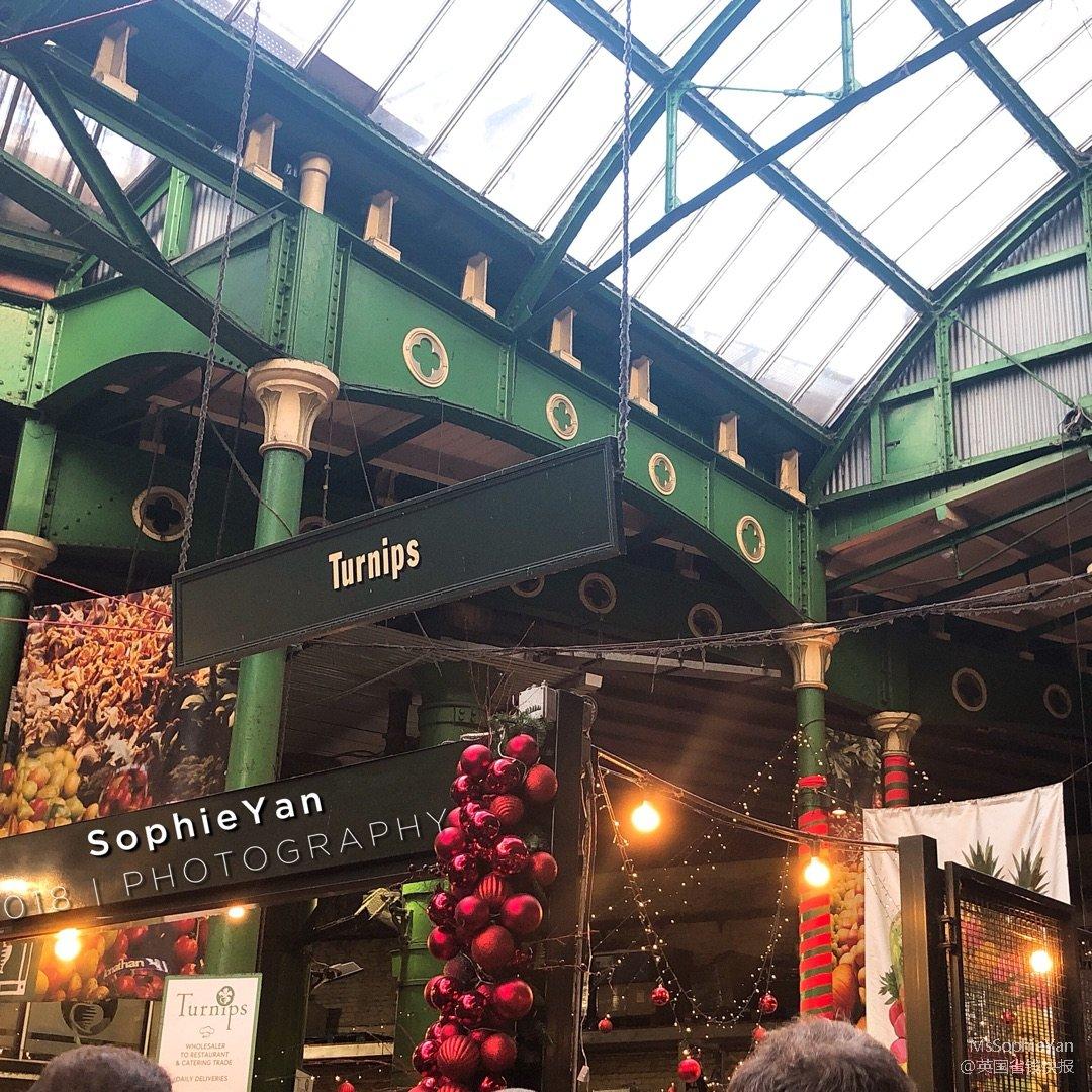 伦敦市场 | 博罗市场最热闹...