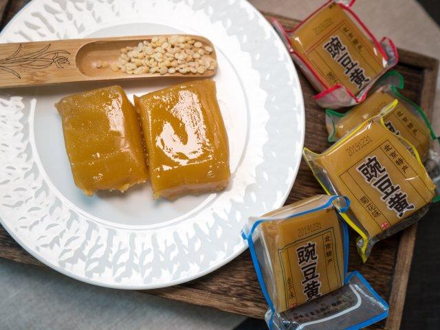 豌豆黄~买的😄
