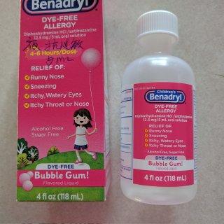 家中应急常备药 Children's B...