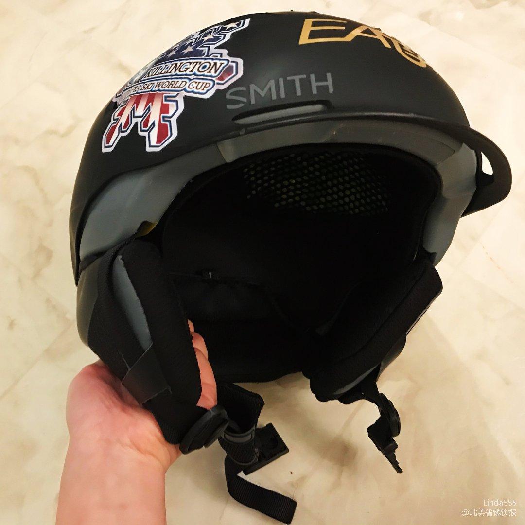 Smith滑雪头盔