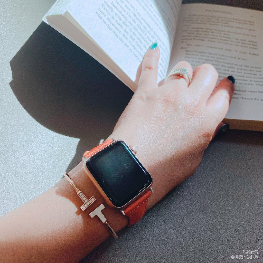 给Apple watch也换个秋天...
