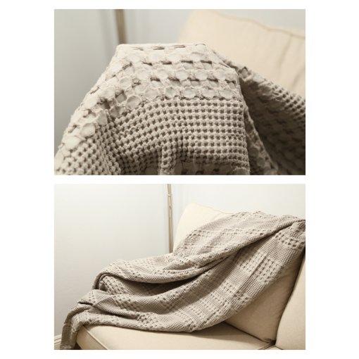 微众测|网易严选 温暖舒适的纯棉盖毯✨