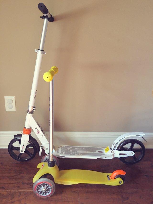 成人滑板车🛴陪玩必备