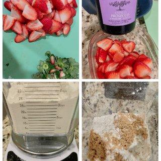 新年做一份喜庆的strawberry s...
