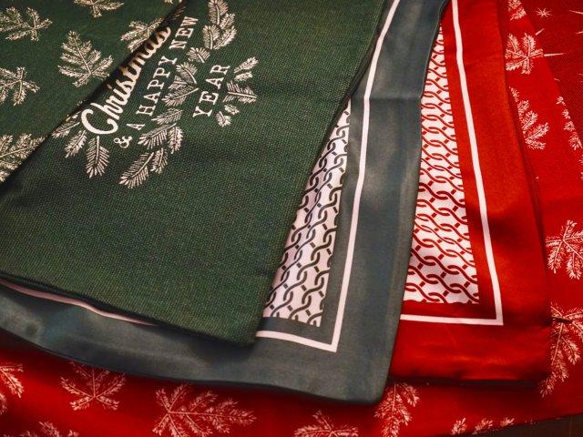 不定期圣诞装饰分享——你家的枕头换...