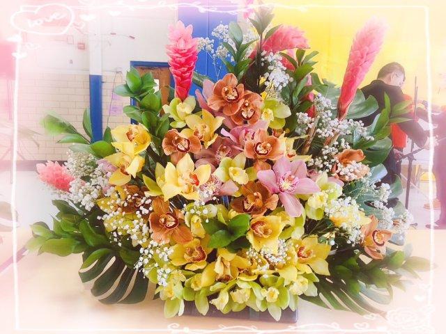 花开富贵!