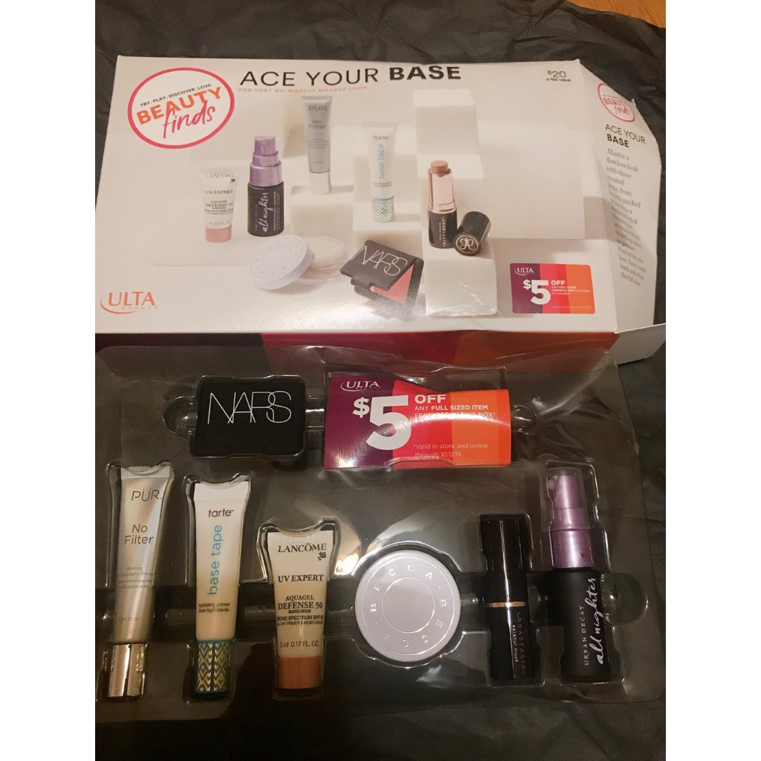 Ulta Ace Your Bas...