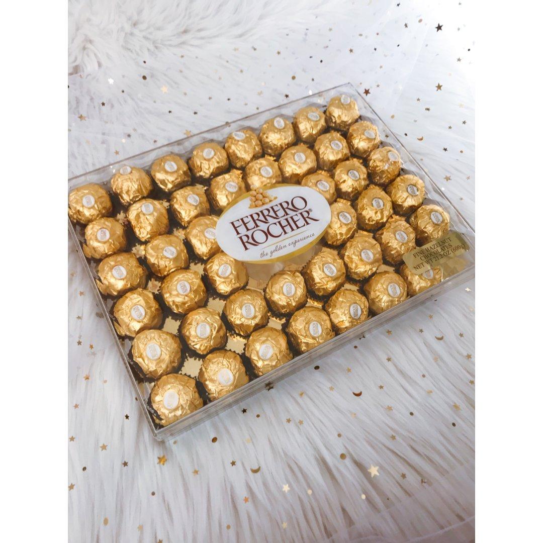 七巧节礼物丨费列罗巧克力礼盒
