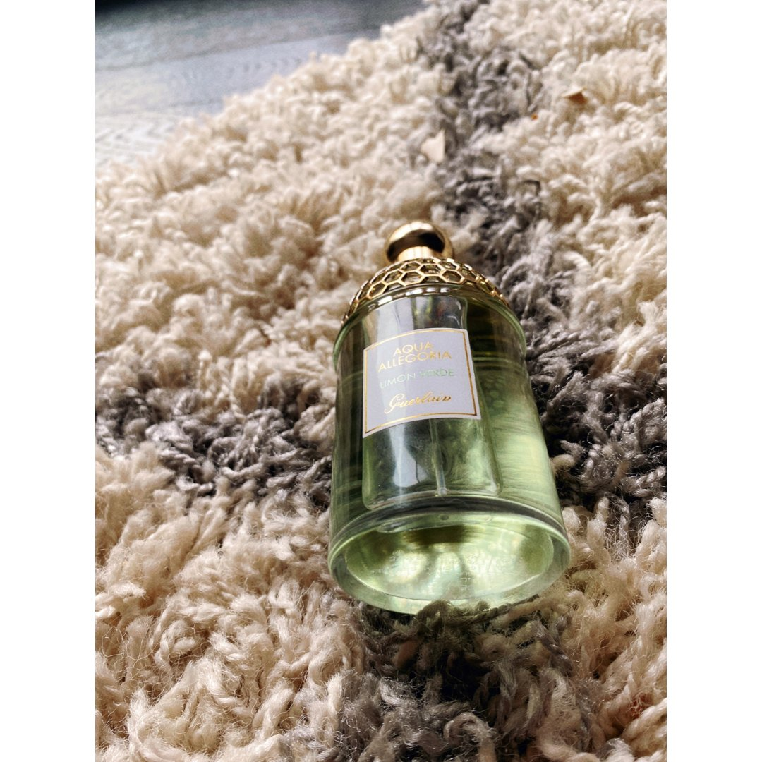 最近超爱的娇兰香水