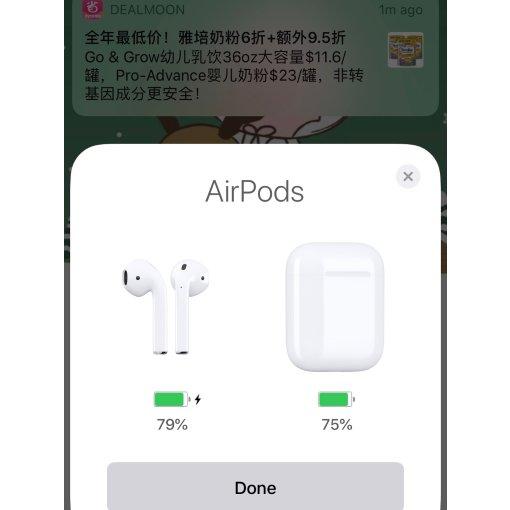 🎧无线vs.有线充电,AirPods2代你pick哪一个?