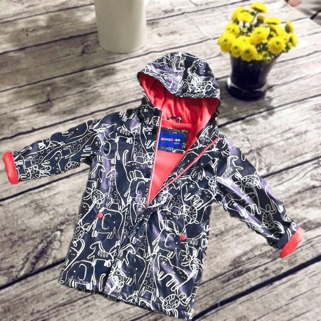 到了麻州🌧️,发现雨衣也成了必需品