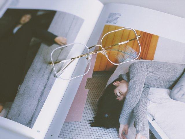 微众测-时尚眼镜| 搭配潮流